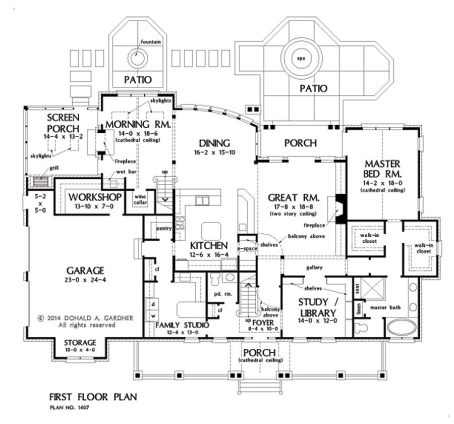 Case rustice din caramida confort si trainicie case for Brick house floor plans