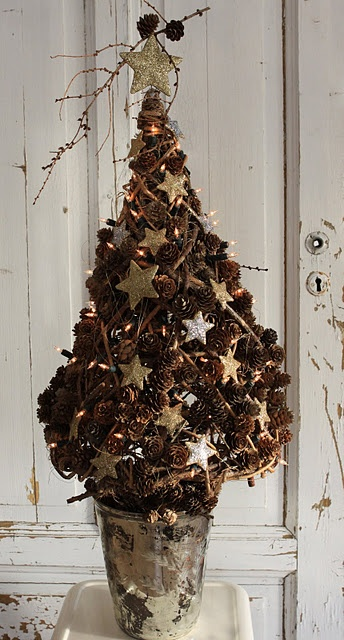 cele mai frumoase decoratiuni de craciun The most beautiful natural Christmas decorations 13