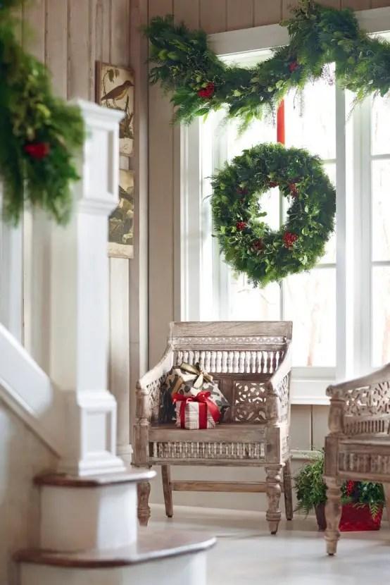 decorarea geamurilor de craciun Christmas window design ideas 4