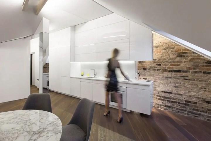design interior pentru un apartament mic The small apartment in Vilnius