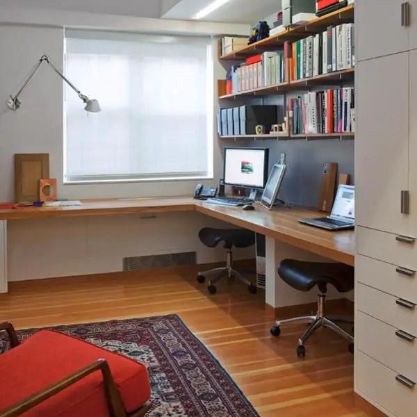 idei de amenajare a unui birou office design ideas 12