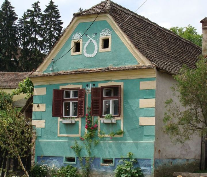 proiecte de case din ardeal Transylvanian style houses 11