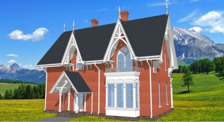 proiecte de case din ardeal Transylvanian style houses 6
