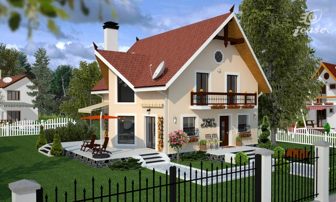 proiecte de case din barne de lemn timber frame house plans 8