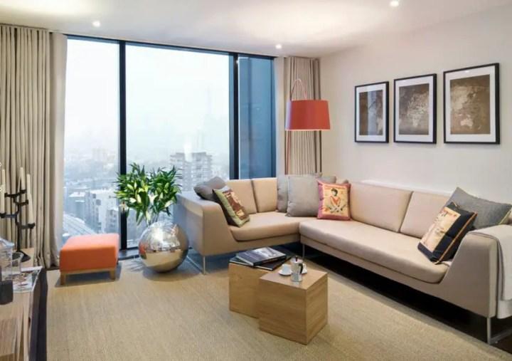 apartamente amanejata modern Modern design apartments 5