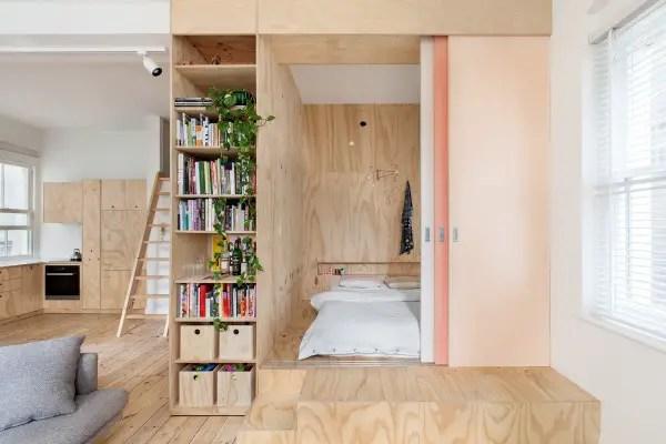 apartamente in stil japonez Japanese style apartments 7
