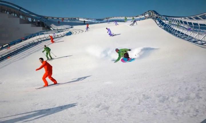 casa slalom the slalom house 4