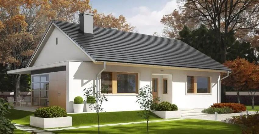 Case mici si moderne pentru tineri 3 proiecte pline de for Case eleganti