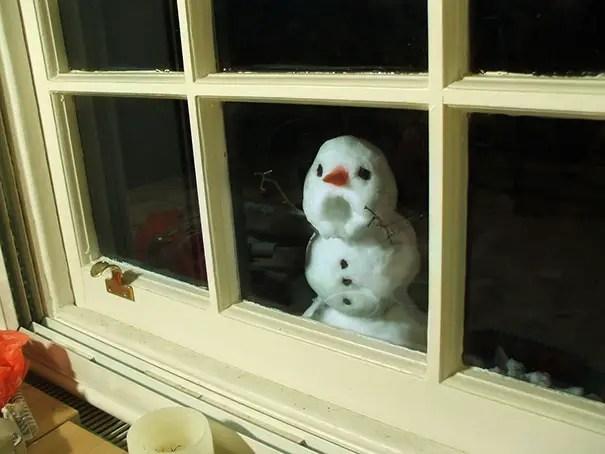 cei mai frumosi oameni de zapada Most creative snowmen 16