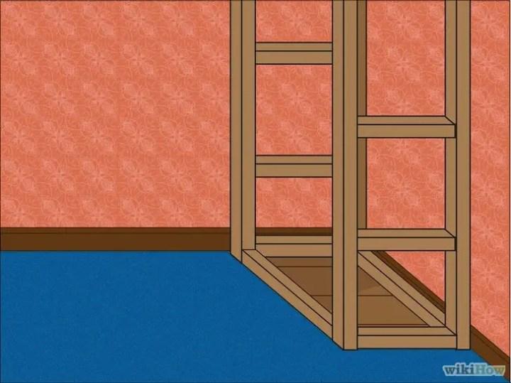 Construirea unui dulap din pal acasa