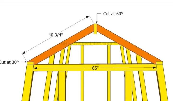 Construirea unui solar din lemn usor