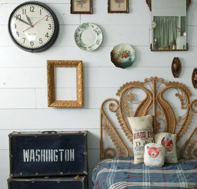 Decorarea casei in stil vintage cu gust