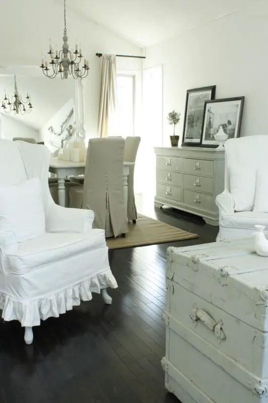 decorarea casei in stil vintage Vintage style decor ideas 14