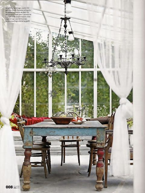 decorarea casei in stil vintage Vintage style decor ideas 5