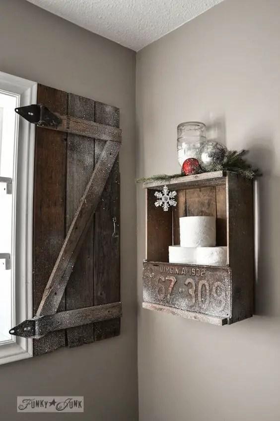 obloane din lemn pentru ferestre wood shutters 4