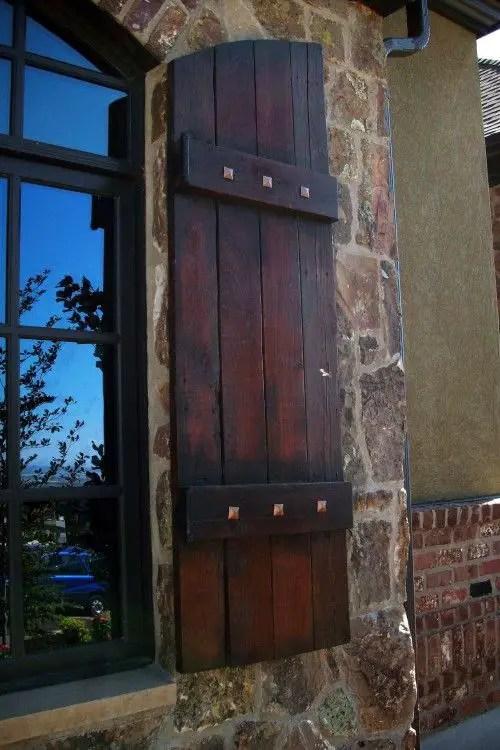 obloane din lemn pentru ferestre wood shutters 8