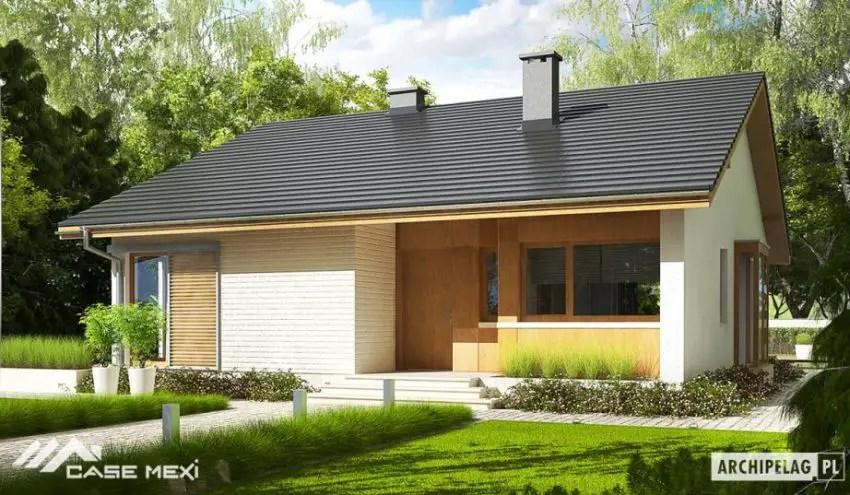 Proiecte de case mici cu structura metalica spatii in for Steel frame home plans