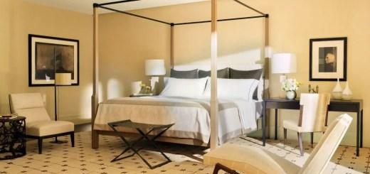 Amplasarea patului in dormitor in mod ideal