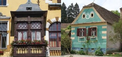 Case in stil sasesc frumoase
