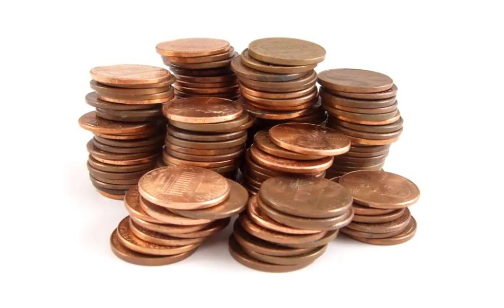 Ce poti face cu monedele din cupru acasa