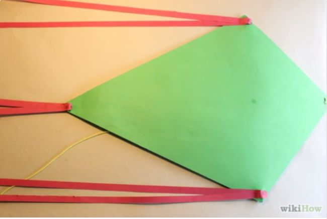 cum sa construiesti un zmeu how to make a kite 10