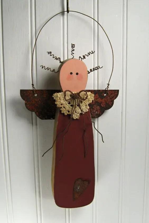 decoratiuni de gradina din lemn Wooden garden ornaments 13
