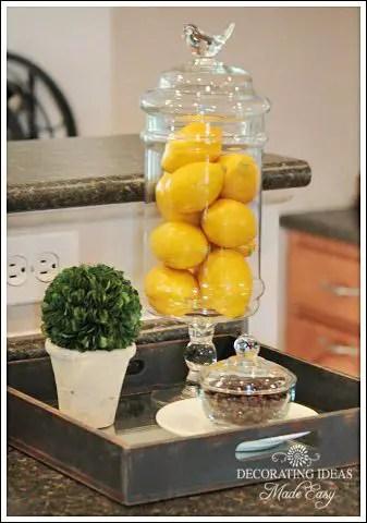 decoratiuni interioare pentru bucatarii Kitchen decoration ideas 19