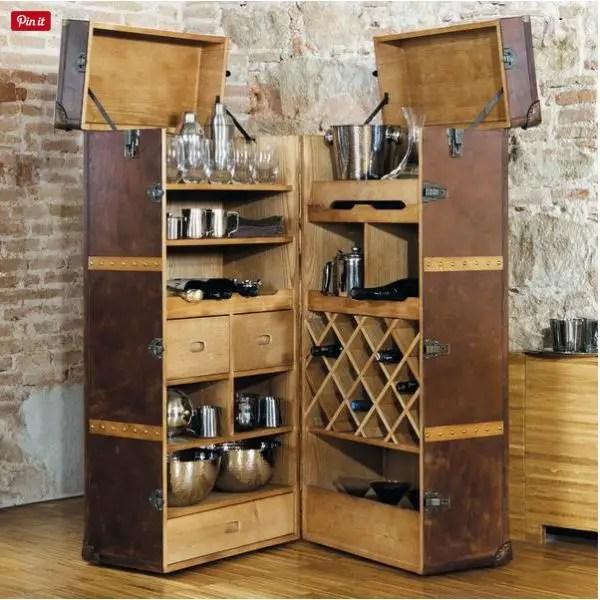 modele de baruri pentru living Stylish home bar ideas 3