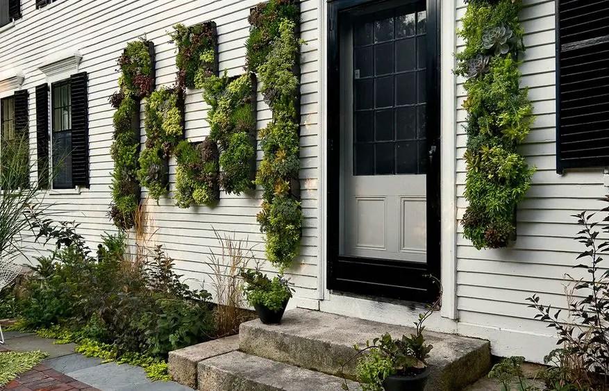 Ornamente exterioare pentru case frumoase