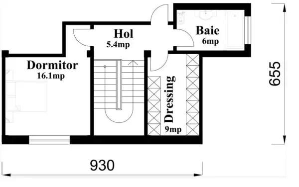 proiecte de case cu arcade arched house plans 12