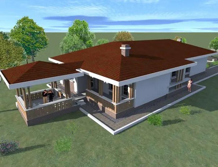 proiecte de case cu arcade arched house plans 6