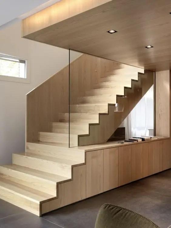 scari intrioare pentru case Interior staircase design ideas 12