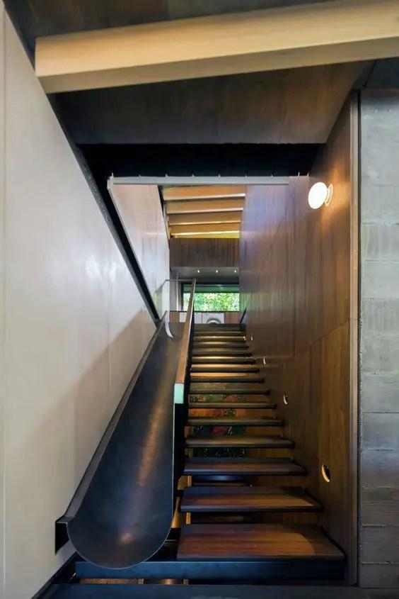 scari intrioare pentru case Interior staircase design ideas 24