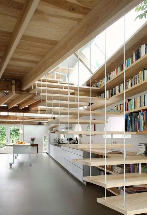 scari intrioare pentru case Interior staircase design ideas 7