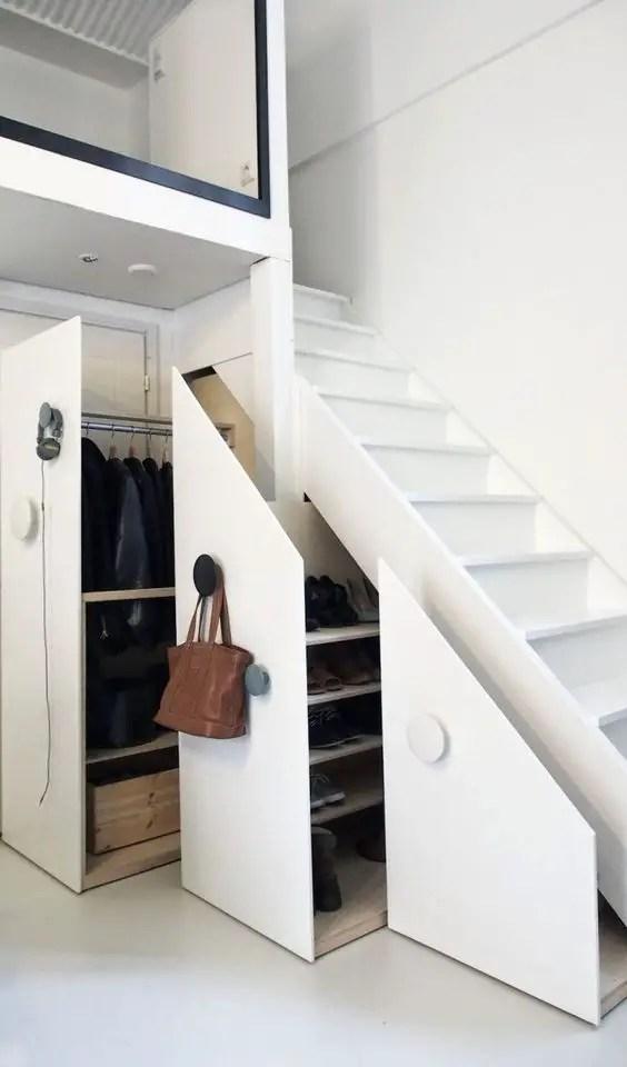 scari intrioare pentru case Interior staircase design ideas