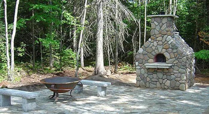 Cuptoare de gradina din piatra outdoor stone ovens 4