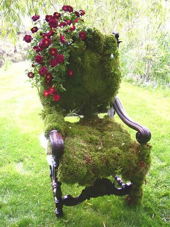 Decoratiuni de gradina facute acasa diy garden decoration ideas 15