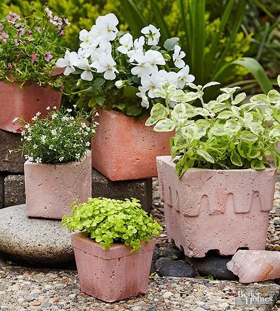 Decoratiuni de gradina facute acasa diy garden decoration ideas 2