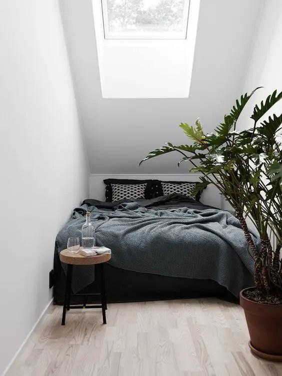 amenajarea unei mansarde mici small attic room design ideas 4
