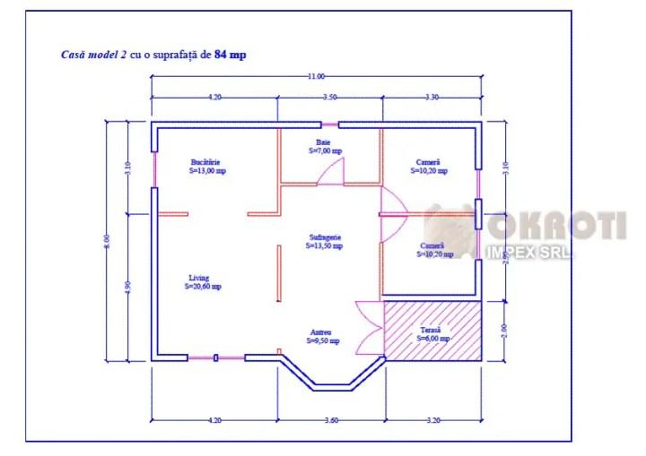 case care se construiesc usor Quick build houses 10