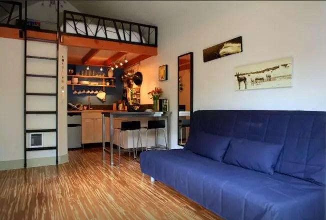 case facute din garaje Garages converted into homes 15