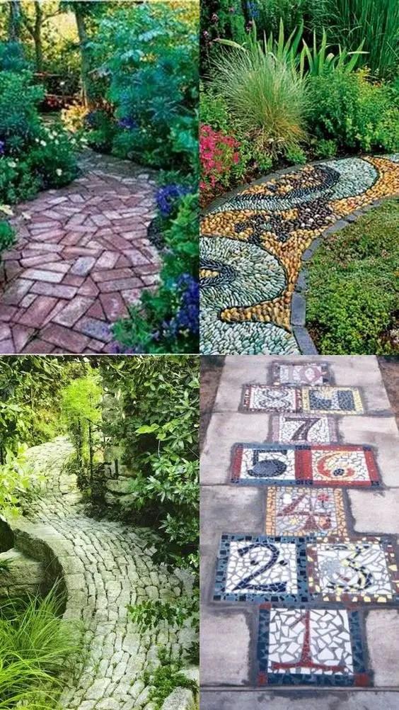 decoratiuni de gradina din piatra Garden stone decorations 20