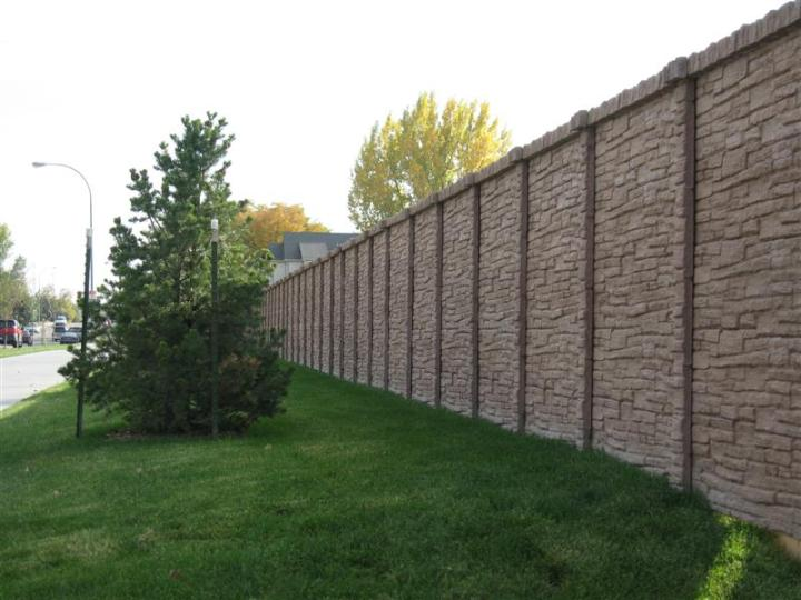 garduri placate cu piatra decorativa decorative stone fence ideas 8
