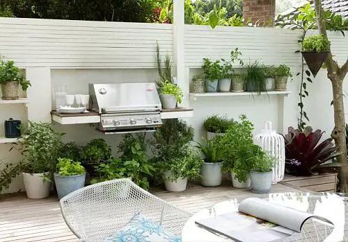 Idei pentru amenajarea unei gradini de 50 de metri patrati 50 square meter garden design ideas 13