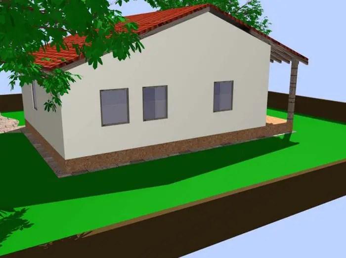 case din panouri din lemn wood panel house plans 3