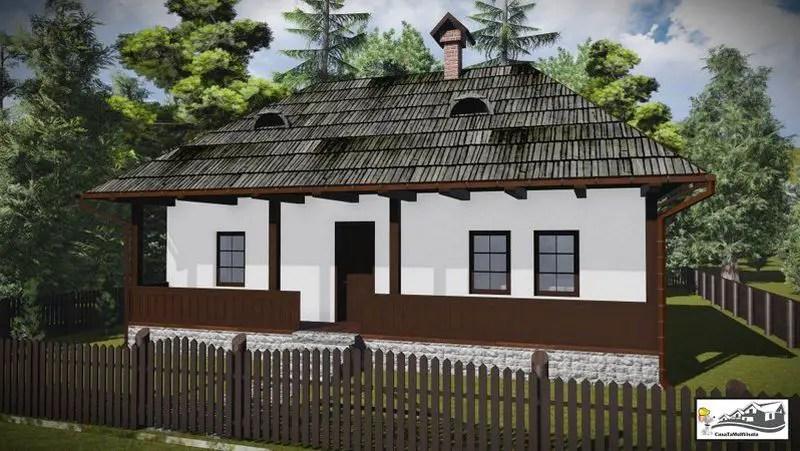 Case taranesti - bijuterii arhitectonice din diferite zone ale tarii: Bucovina, Maramures, Somes, Horezu, Hobita