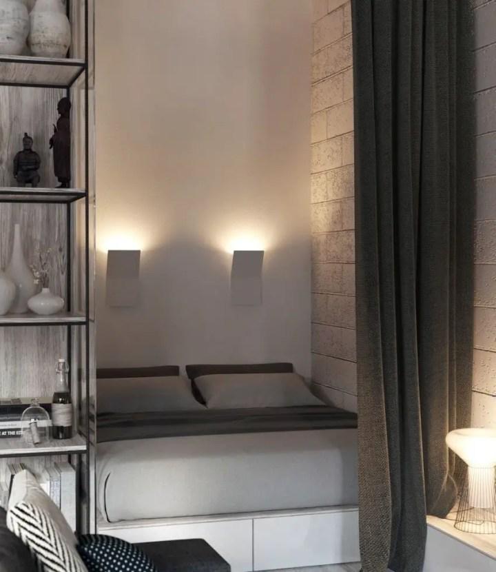 cum amenajam un apartament sub 50 de metri patrati home designs for apartments under 50 square meters 17
