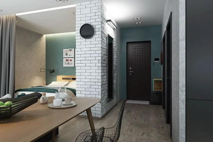 cum amenajam un apartament sub 50 de metri patrati home designs for apartments under 50 square meters 7