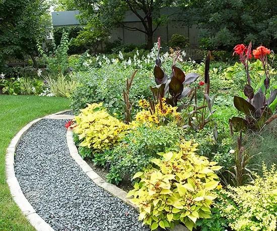 idei de amenajare a gradinii cu flori flower garden landscape ideas 14