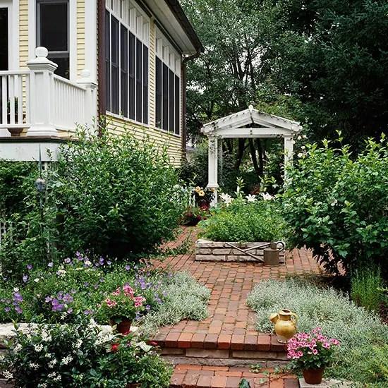 idei de amenajare a gradinii cu flori flower garden landscape ideas 4